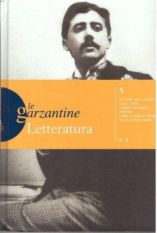 Letteratura - P-Z - Le Garzantine Vol. 5 Giulia Farina