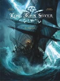 Neptun (Long John Silver, #2)  by  Xavier Dorison