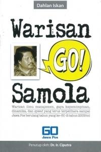 Warisan Go! Samola  by  Dahlan Iskan