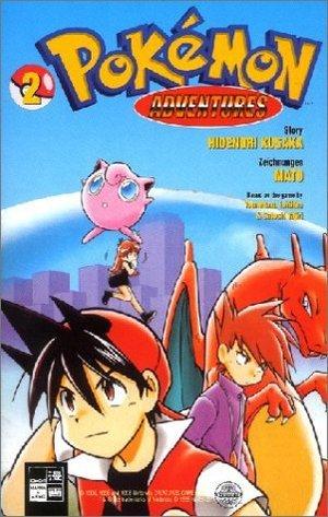 Pokemon, Adventures, Bd.2 Hidenori Kusaka