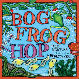 Bog Frog Hop Kyle Mewburn