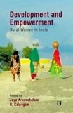 Development and Empowerment: Rural Women in India Jaya Arunachalam