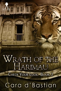 Wrath of the Harimau  by  Cara dBastian