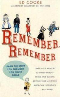 Remember, Remember  by  Ed  Cooke