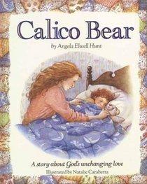Calico Bear Angela Elwell Hunt
