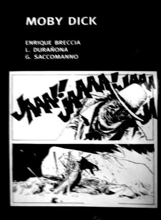 Moby Dick  by  Enrique Breccia