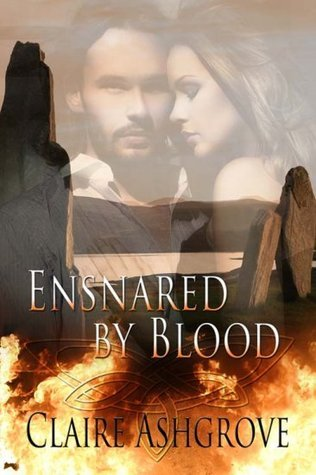 Ensnared  by  Blood (Inherited Damnation, #4) by Claire Ashgrove