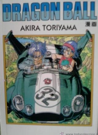 Dragon Ball #32 Akira Toriyama