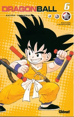 Dragon Ball, tome 6 : LIntégrale Akira Toriyama