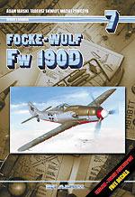 Focke-Wulf Fw 190D (Modelmania 7) Adam Jarski