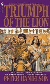 Triumph of the Lion Peter Danielson