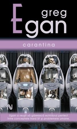 Carantina  by  Greg Egan