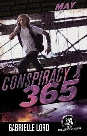 May (Conspiracy 365 #5) Gabrielle Lord