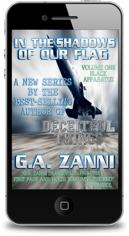 Black Apparatus (In The Shadows of Our Flag #1)  by  G.A. Zanni