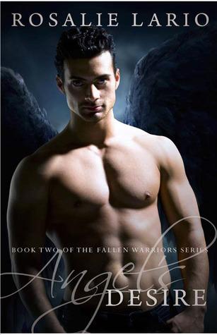 Angels Desire  by  Rosalie Lario