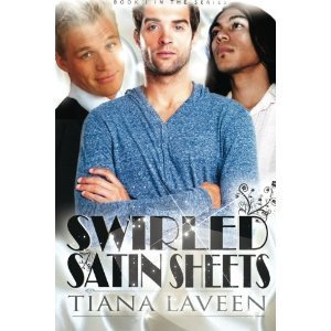 Swirled Satin Sheets I Tiana Laveen