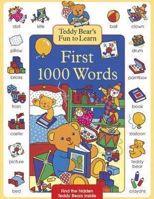 First 1000 Words Nicola Baxter