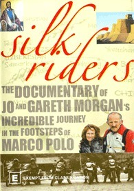 Silk Riders: Jo and Gareth Morgans Incredible Journey on the Trail of Marco Polo  by  Gareth   Morgan