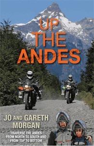 Up The Andes Gareth   Morgan
