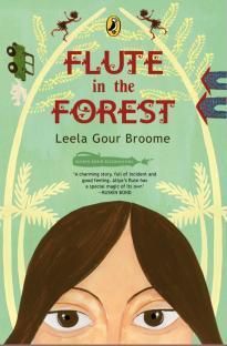 Flute in the Forest Leela Gour Broome