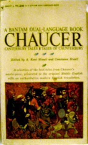 Canterbury Tales | Tales of Caunterbury  by  Geoffrey Chaucer