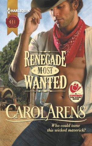 Scandal At The Cahill Saloon  by  Carol Arens