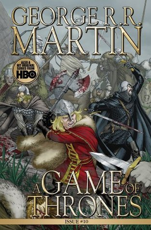 A Game of Thrones: Comic Book, Issue 10 Daniel Abraham