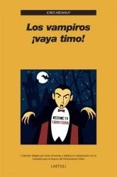 Los vampiros ¡vaya timo!  by  Jordi Ardanuy