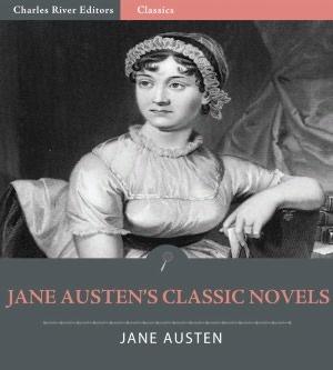 Emma, Mansfield Park, Sense and Sensibility, Pride and Prejudice, Northanger Abbey & Persuasion Jane Austen