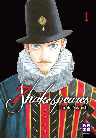 Seven Shakespeares, tome 1  by  Sakuishi Harold