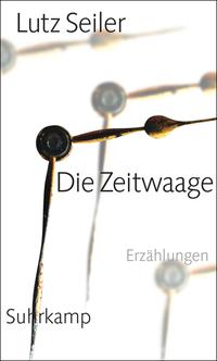 Die Zeitwaage  by  Lutz Seiler