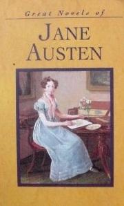 Great Novels Of Jane Austen Jane Austen