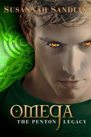 Omega (Penton Legacy, #3) Susannah Sandlin