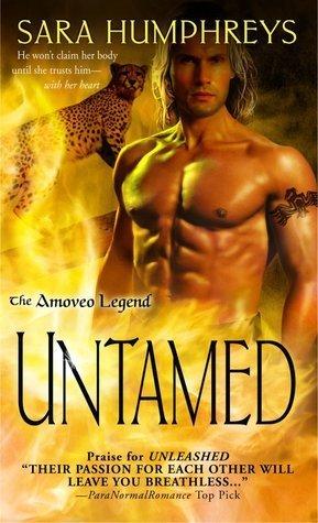 Untamed (The Amoveo Legend, #3)  by  Sara  Humphreys