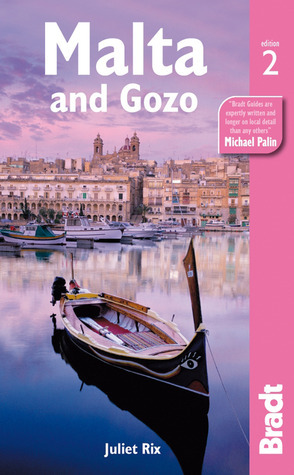 Malta and Gozo, 2nd  by  Juliet Rix