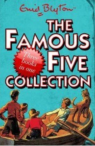 Famous Five Collection (3 Books In 1) Enid Blyton