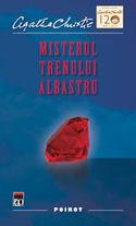 Misterul trenului albastru  by  Agatha Christie