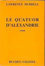 Le Quatour dAlexandrie  by  Lawrence Durrell