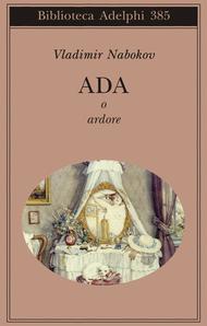 Ada o ardore  by  Vladimir Nabokov