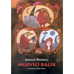 Mluvící balík  by  Gerald Durrell