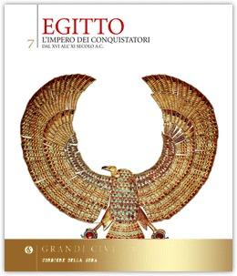 Egitto II. Limpero dei conquistatori - Dal XVI al XI sec. a.C.  by  Cyril Aldred