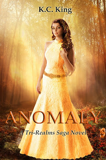 Anomaly (The Tri-Realms Saga, #1)  by  K.C. King