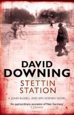 Stettin Station David Downing