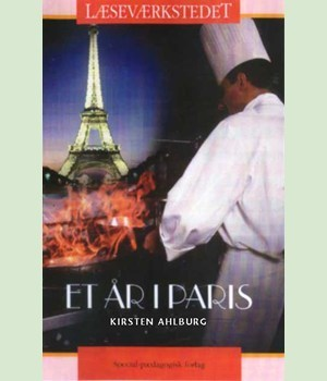 Et år i Paris  by  Kirsten Ahlburg