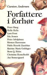 Forfattere i forhør Carsten Andersen