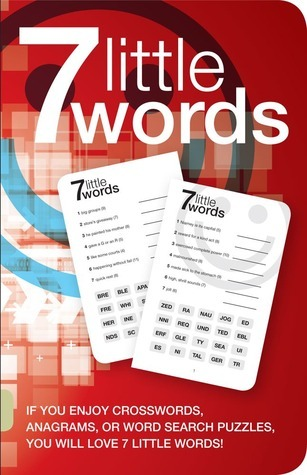 7 Little Words Book 1: 100 Puzzles Christopher York