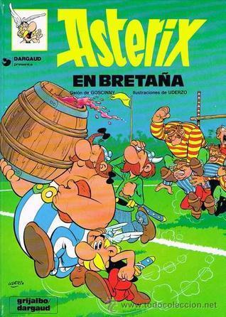 Asterix en Bretaña René Goscinny