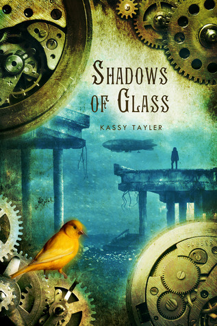 Shadows of Glass (Ashes Trilogy, #2)  by  Kassy Tayler