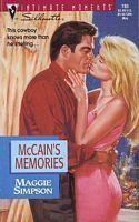 McCains Memories Maggie Simpson