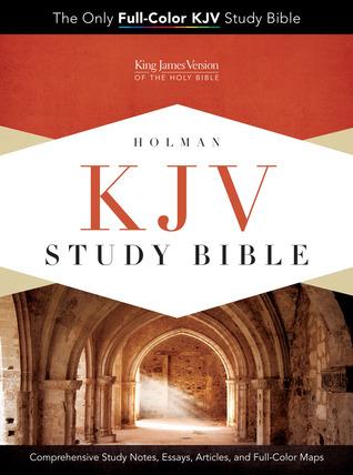 KJV Study Bible - Premium Leather B&H Editorial Staff